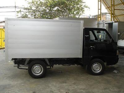 Jual L300 Box Baru 2016 Surabaya