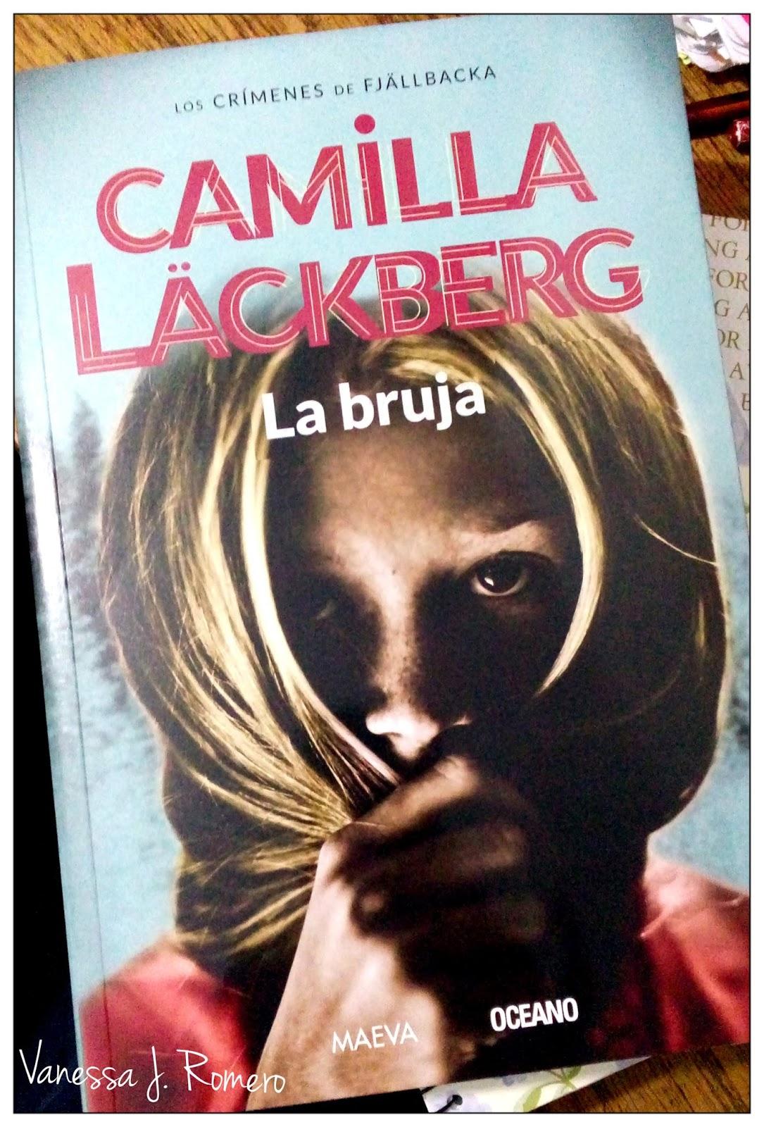 #Reseña115 - La bruja (HÄXAN) (Fjällbacka #10) - Camilla Läckberg