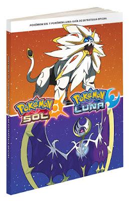 LIBRO - Guía Pokemon Sol Y Pokemon Luna Guía de Estrategia Oficial Completa (23 Noviembre 2016) Edición en Español VIDEOJUEGOS | Comprar en Amazon España