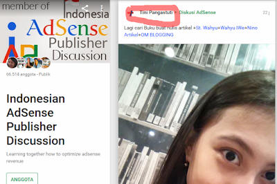 FAKTA FORUM INDOENSIAN ADSENSE PUBLISHER DISCUSSION 2017