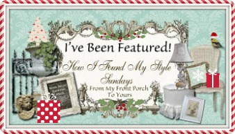 How I Found My Style Sundays Christmas Edition- From My Front Porch To Yours