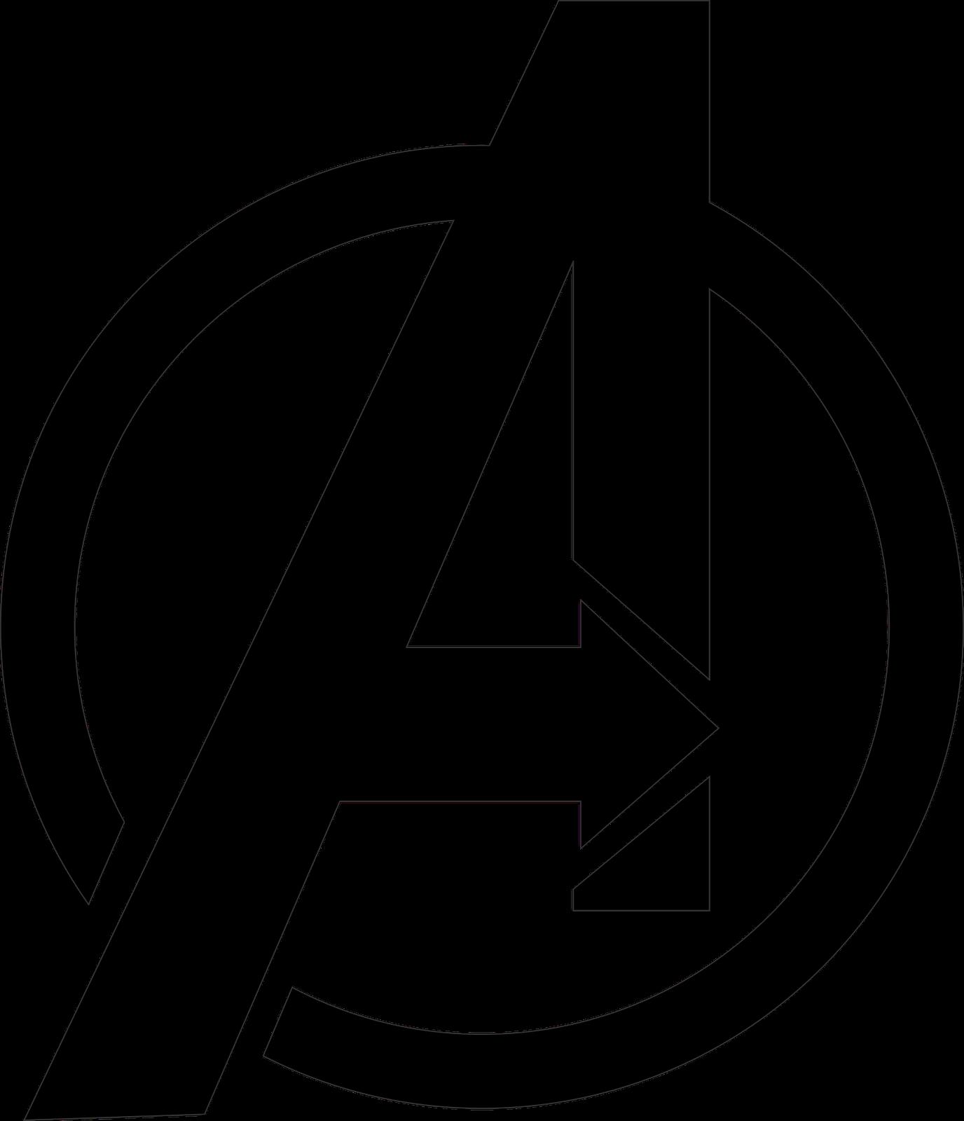 Denizignkos Freebies The Avengers Logo Vector Free