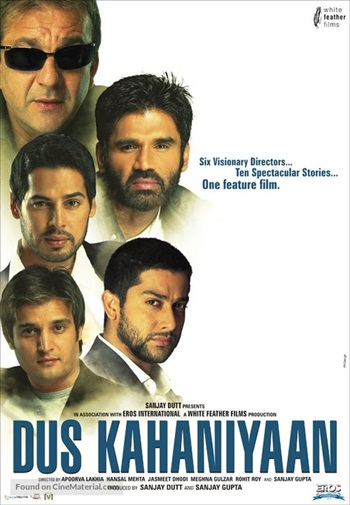 Dus Kahaniyaan 2007 Hindi 720p DVDRip 800mb
