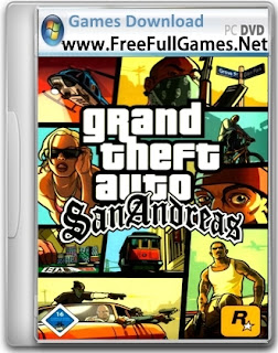 GTA: San Andreas (SA) PC Game Free Download Full Version