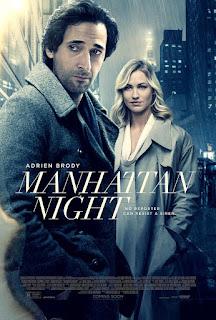 Manhattan Nocturne - Poster & Trailer