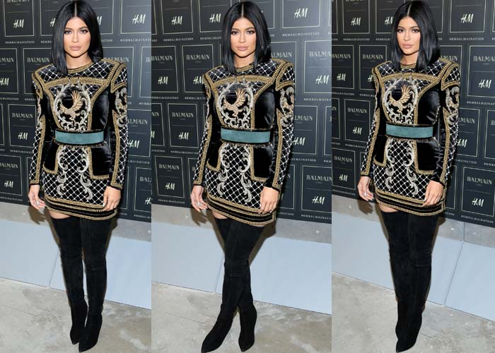 356dd1d0 The H&M x BALMAIN collaboration has some of the best, exquisite pieces in  the past H&M's collections
