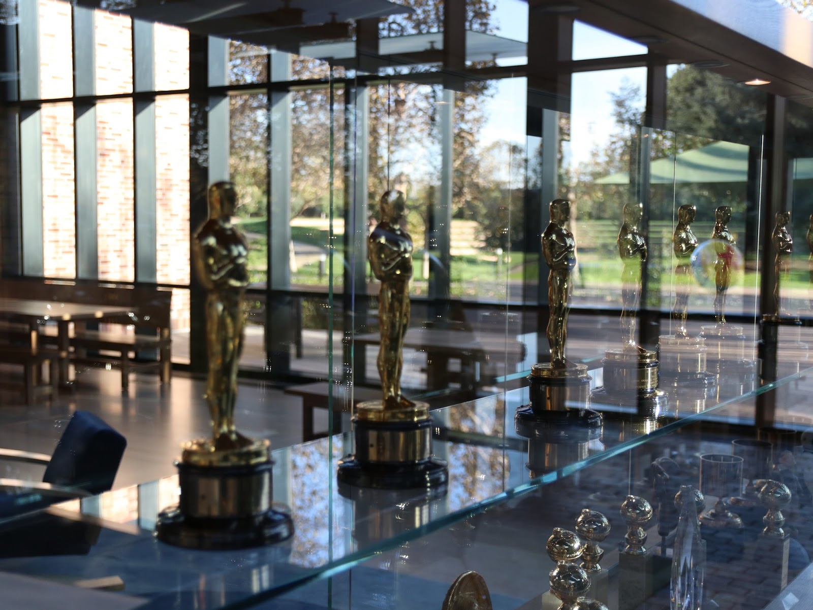 pixar studios trophy awards