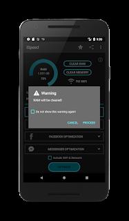 تحميل برنامج  iSpeed Premium Memory Booster v4.1 APK