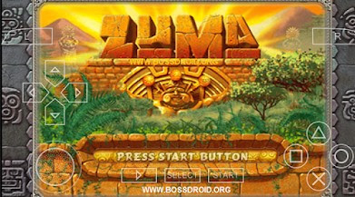 Download Zuma ANDROID PSP PPSSPP