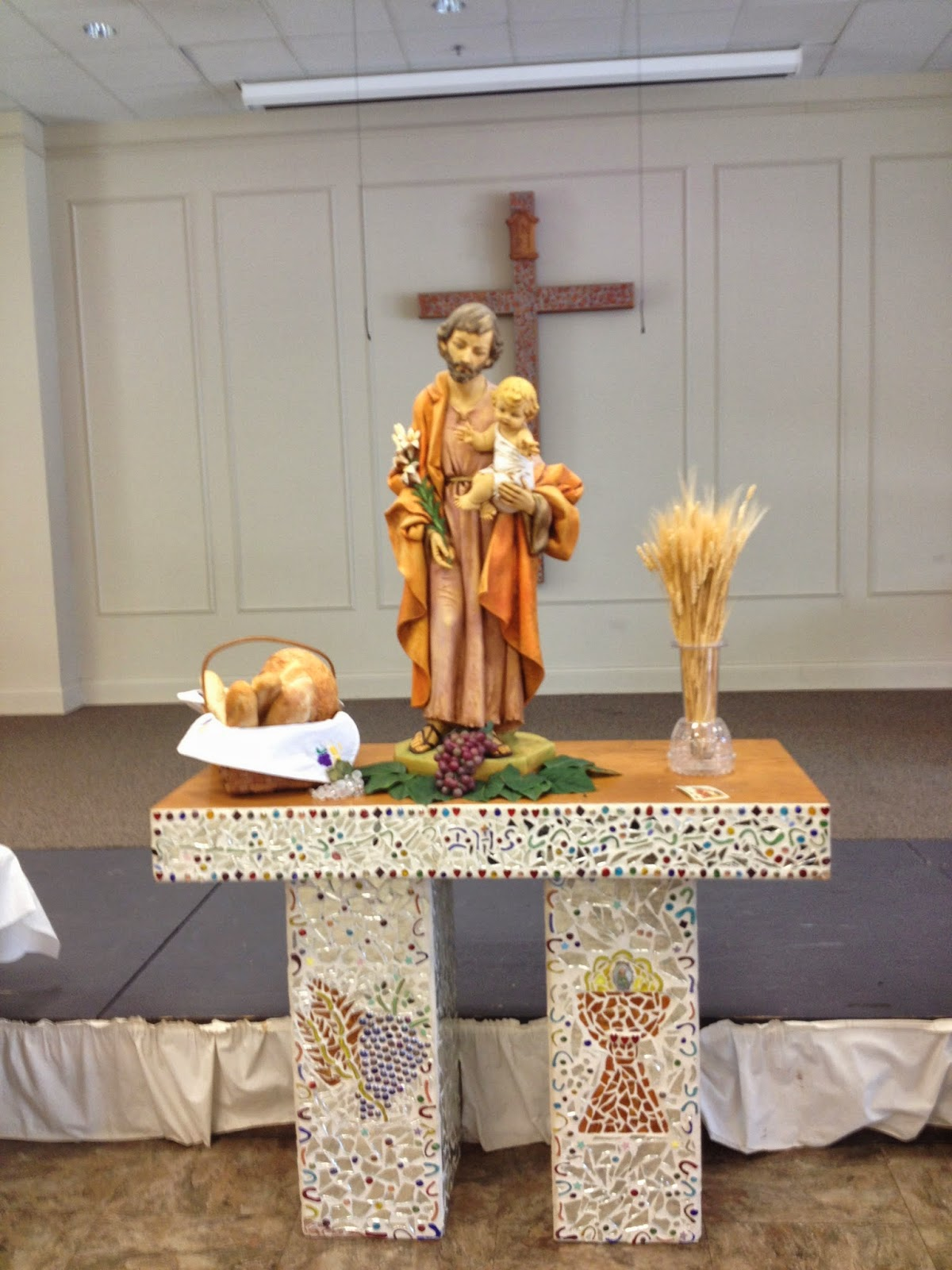A Catholic Priest in Mississippi St Joseph39s Table