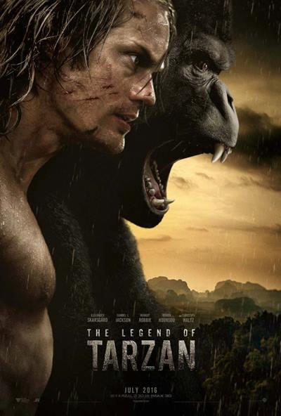 The Legend Of Tarzan torrent WEBDL Download