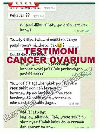 Kanser Ovari