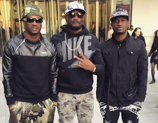 See Peter & Paul Okoye's Responses After Their Elder Brother, Jude Wishes Them A Happy Birthday