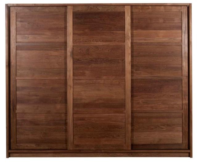 model lemari baju 3 pintu