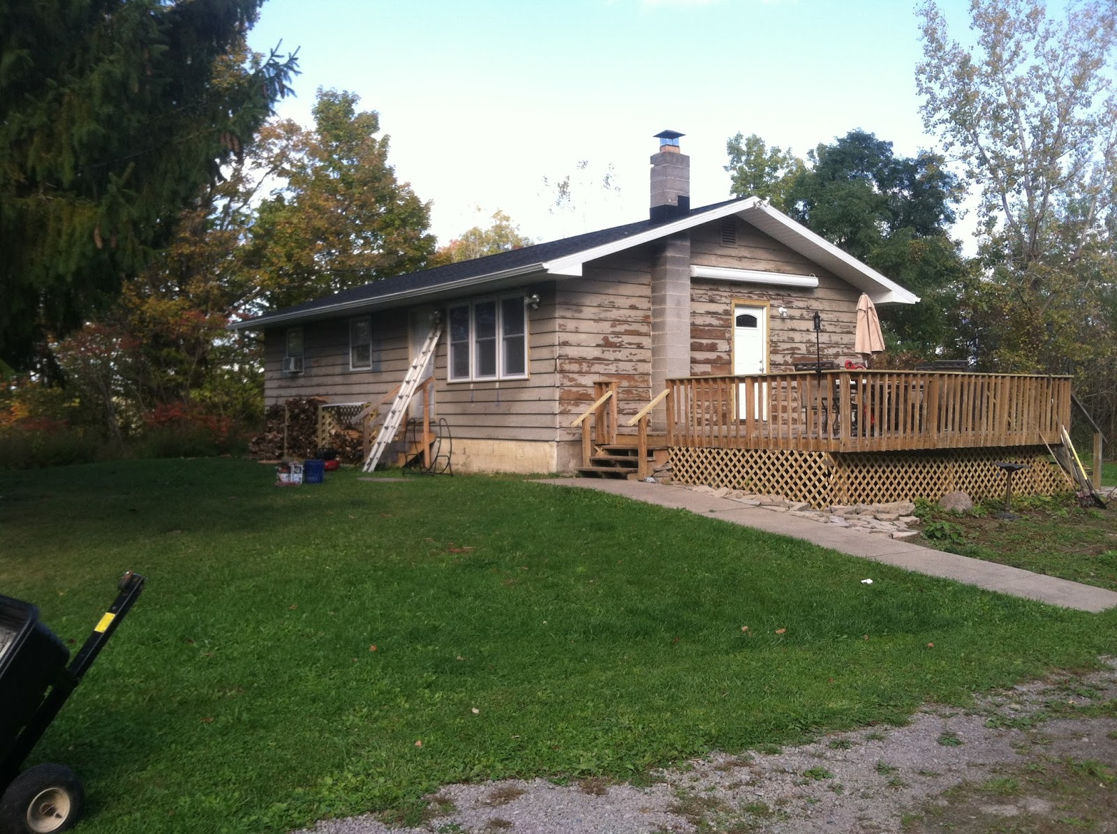 Interior Exterior House Painting Contractor Painter Syracuse Ny Ranch House Painting Exterior