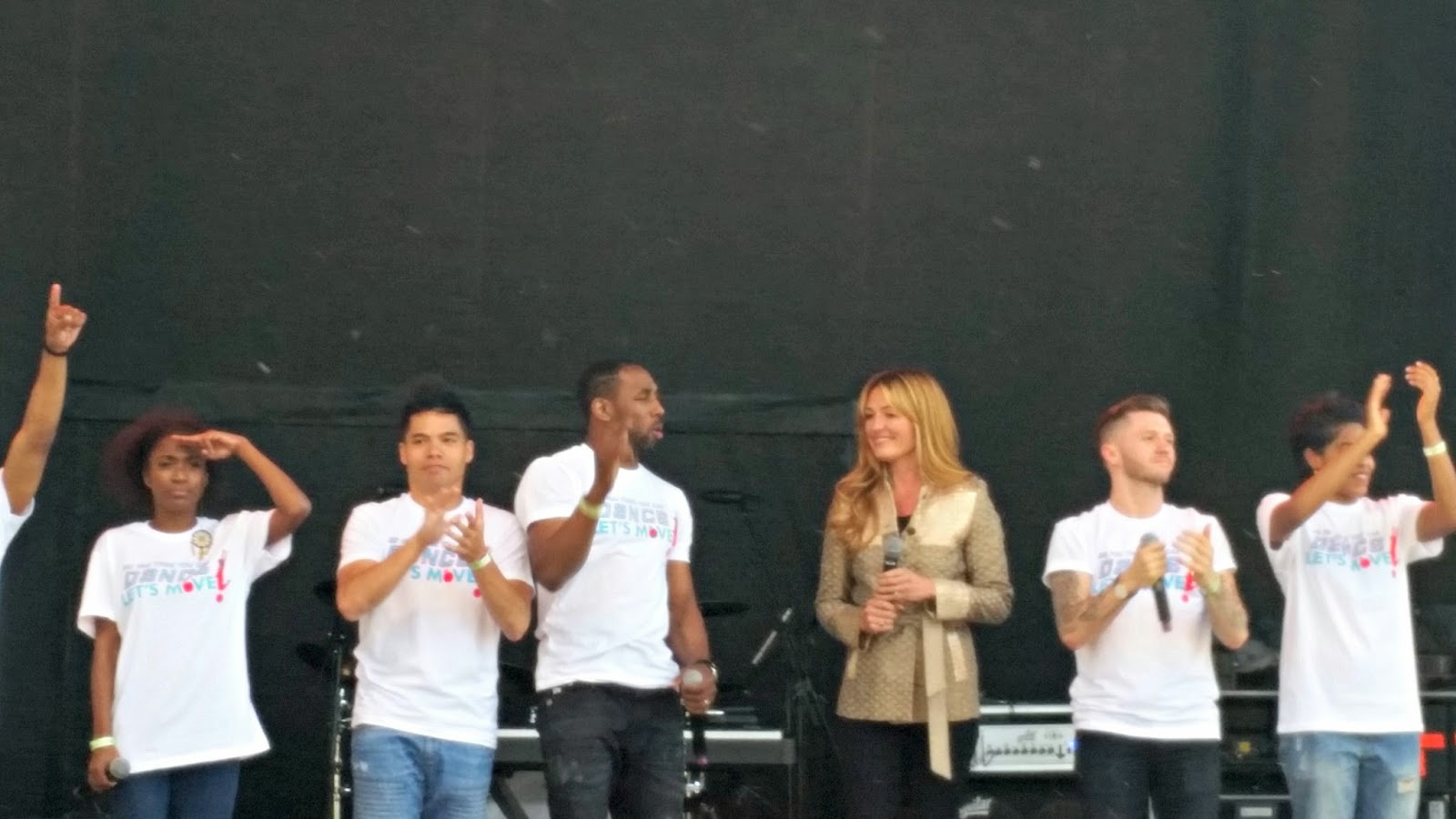 2015 White House Easter Egg Roll, DC events, DC monuments, The White House, Michelle Obama, President Obama, Cat Deeley, Travis Wall, Twitch