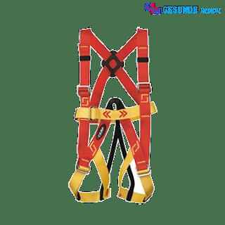 Alat Pelindung Tubuh Saat Di Ketinggian (Body Harness)