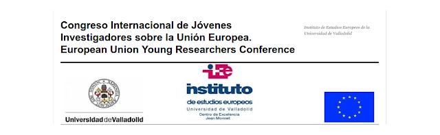 Congreso Internacional de Jóvenes Investigadores sobre la Unión Europea.