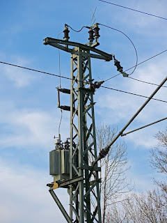 Transmisi listrik tegangan tinggi