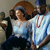 Photos from the introduction ceremony of AY's younger brother Yomi Casual and his fiancé