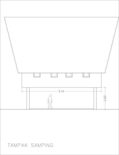 gambar rumah panggung