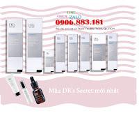 Bộ mỹ phẩm DR's Secret
