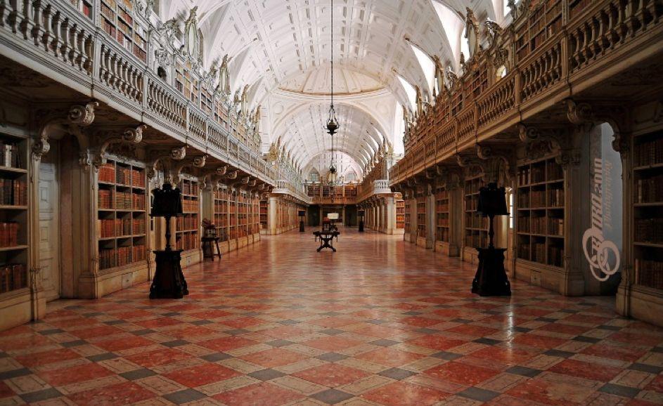 Biblioteca do Convento de Mafra (Lisboa)