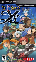 Ys Seven (USA) (PSP/PPSSPP) ISO