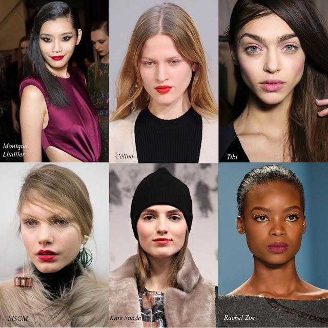 Monique Lhuiller, Celine, Tibi, MSGM, Kate Spade, Rachel Zoe