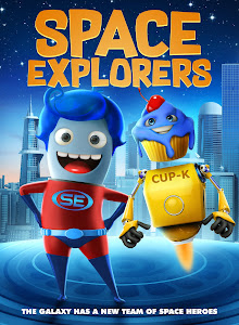 Space Explorers Poster