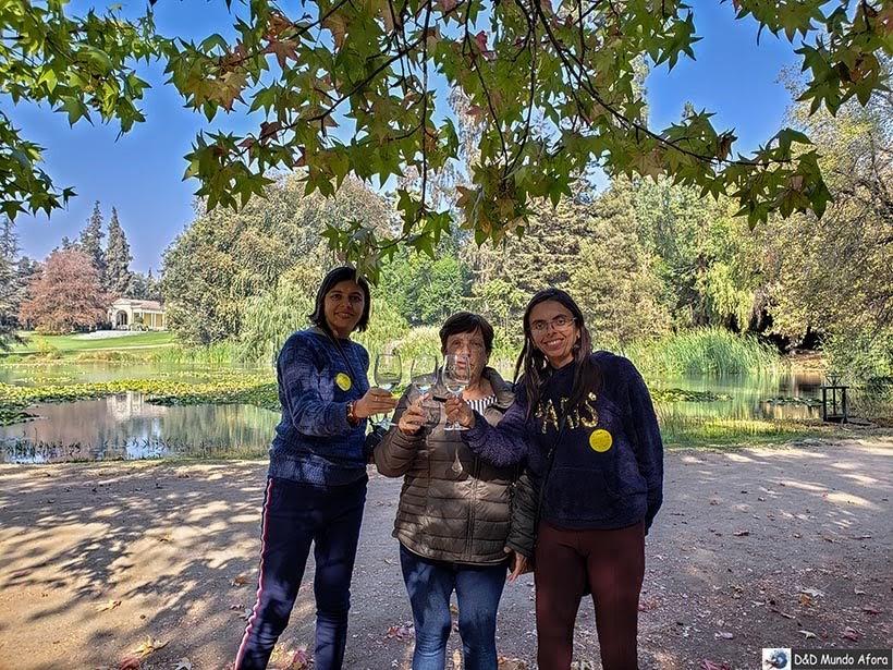 Vinícola Concha y Toro - Diário de Bordo Chile: 8 dias em Santiago e arredores