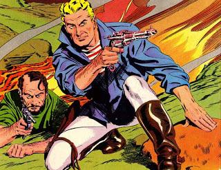 Flash Gordon, Indrajal Comics, comicsmypassion.blogspot.in
