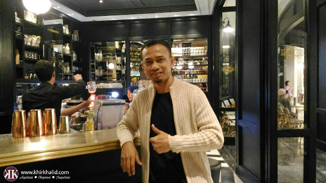 Cafes Richard Sky Avenue, Resorts World Genting,Khir Khalid, Blogger Malaysia,