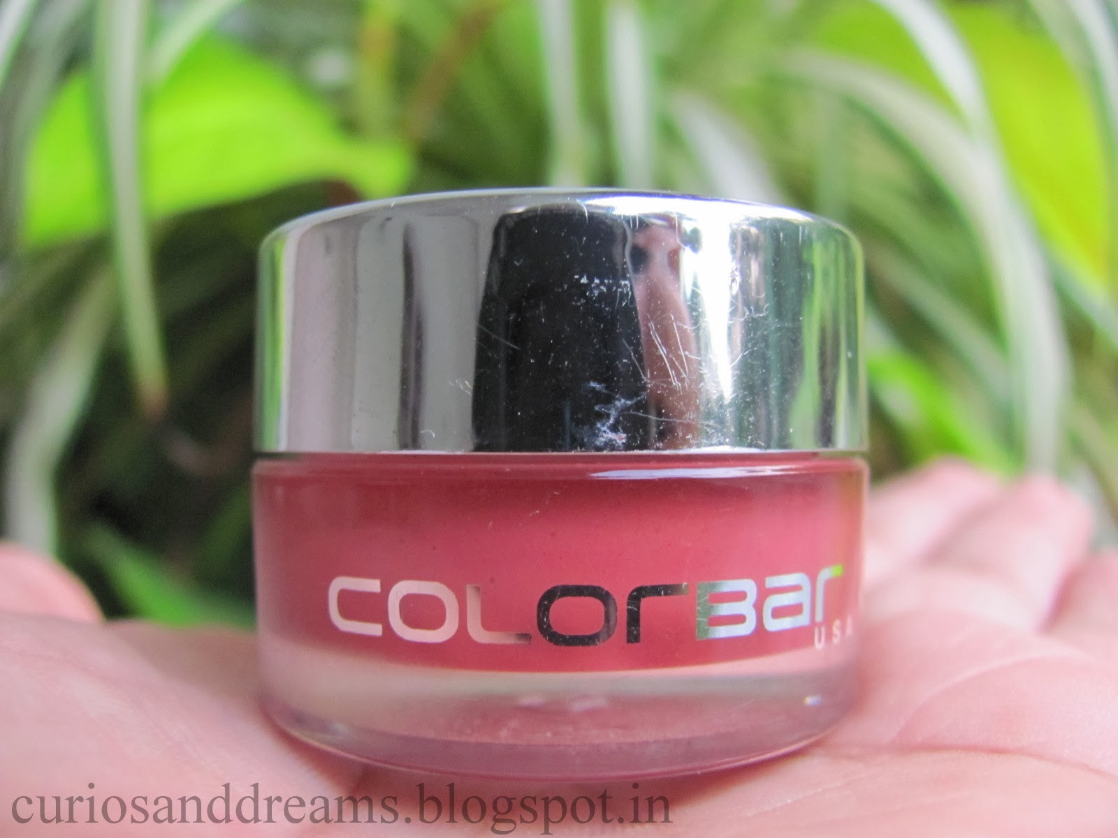 Colorbar Lip Pot in Warm Me Up review