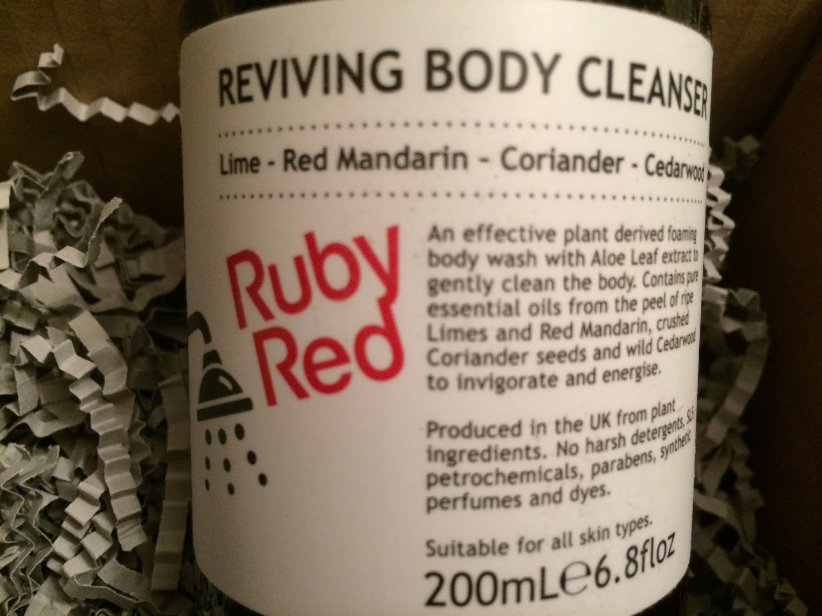 Ruby Red Skincare