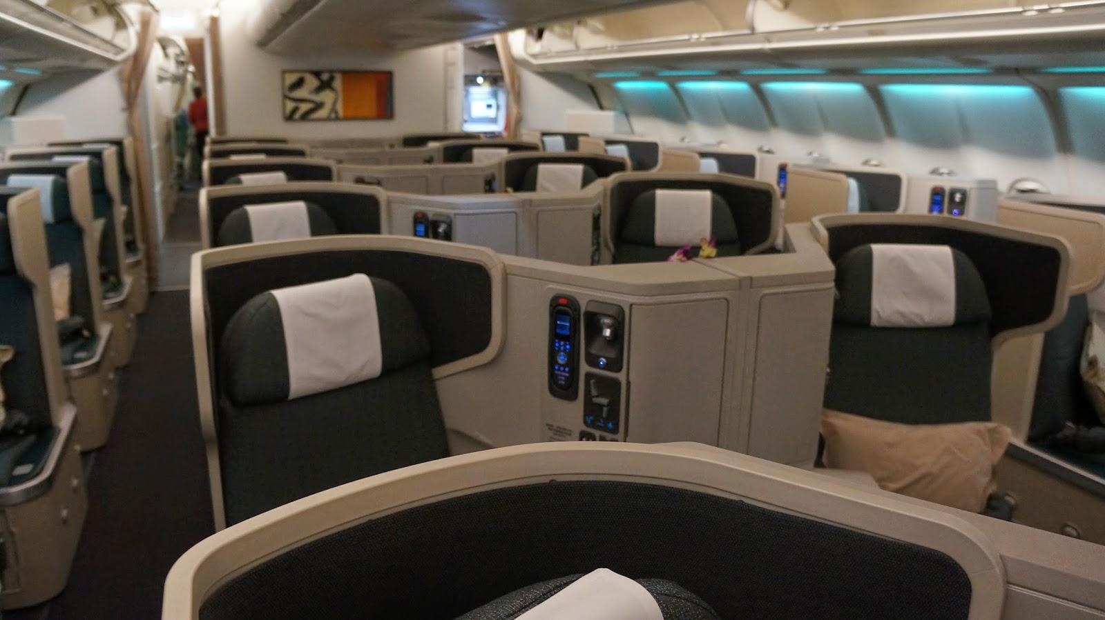 hotelholic: 國泰香港-臺北商務艙(Cathay Pacific Business Class: Hong Kong-Taipei)