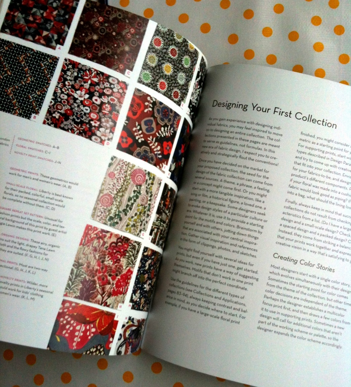 A Few Scraps: A Field Guide to Fabric Design: review! giveaway!