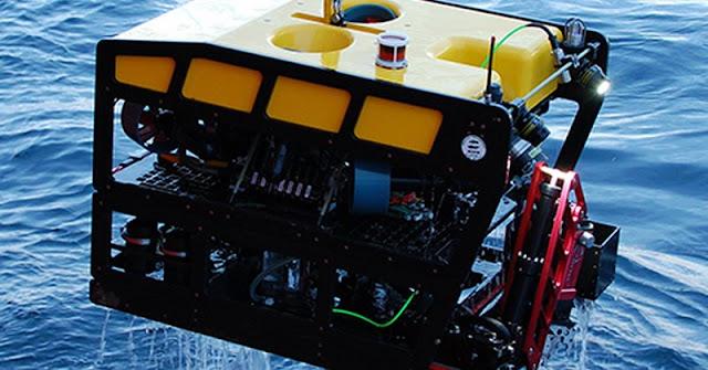 Robot Penyelam Diterjunkan Cari Titik Jatuhnya Pesawat Lion Air di Perairan Karawang