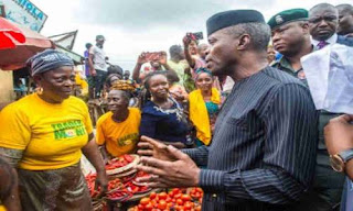 They endear this government to a lot of poor people because of these N5,000 or N10,000 being given to them as loans.    President Muhammadu Buhari has said he had expressed initial reluctance to implement vice president Yemi Osinbajo's 'trader Moni' programme.