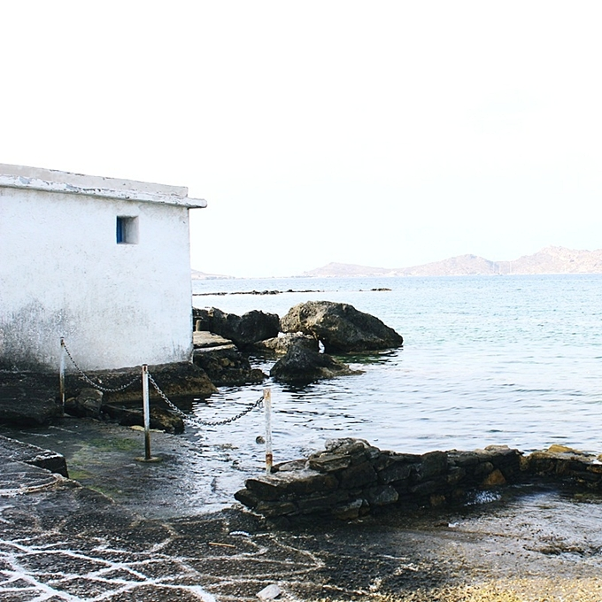 Naoussa photos Paros