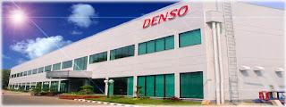 Lowongan Terbaru PT Denso Indonesia Untuk Lulusan 2017
