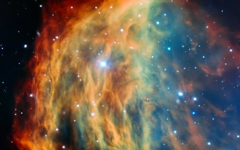 Wallpaper: Medusa Nebula