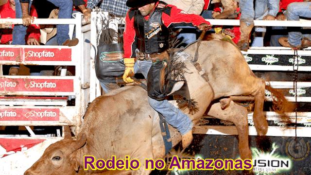 Rodeio Cidades Amazonas