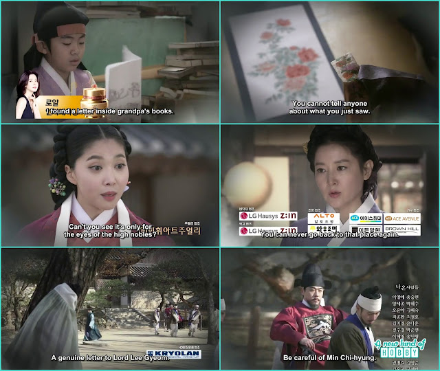 saimdang elder son find his late grandfather letter - Saimdang, Light's Diary - Episode 7 Preview