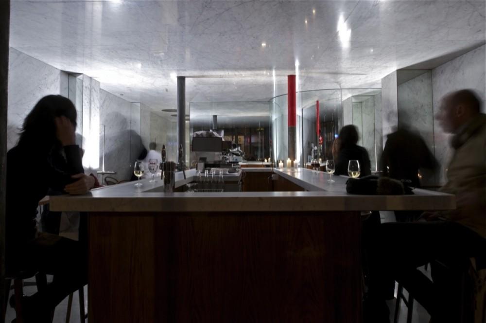 Restaurant Guillaume Paris