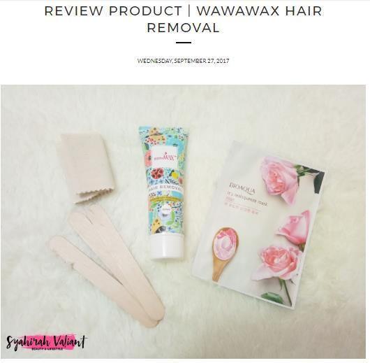 Review Wawawax Hair Removal