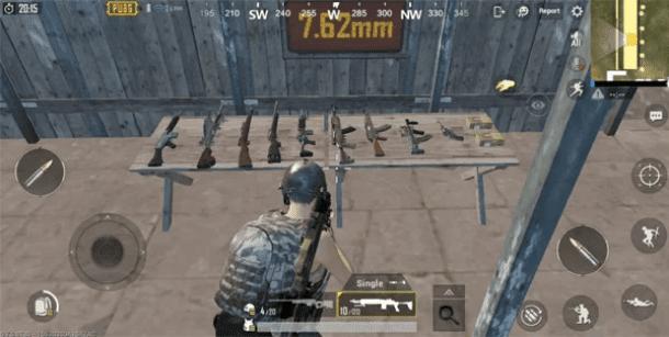 Cara Ampuh Menjadi Sniper Handal di PUBG Mobile