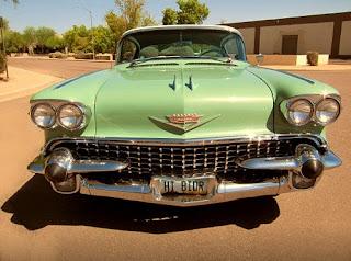 1958 Cadillac Coupe de Ville Front