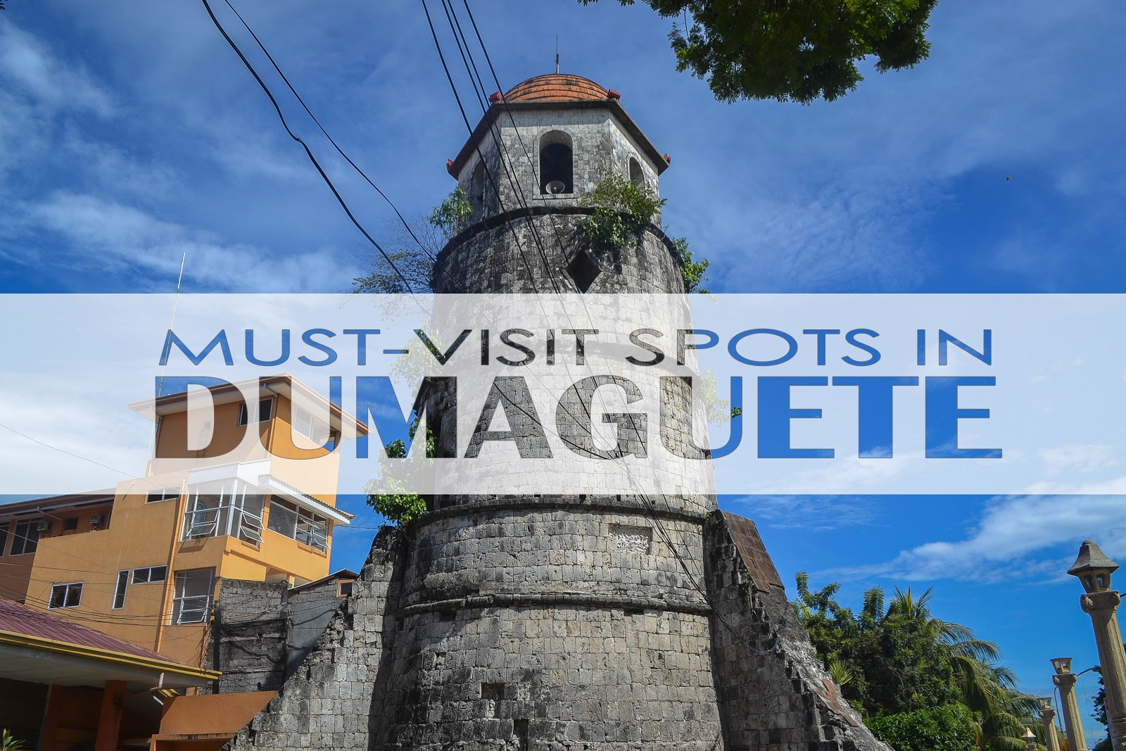 IN PHOTOS: Must-Visit Spots in Dumaguete