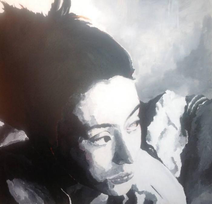 Итальянский художник. Cristina Celestini